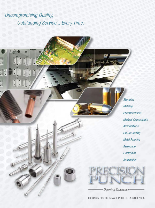 Precision Punch Catalog