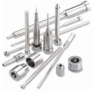 mold tooling components - manufactured by Precision Punch