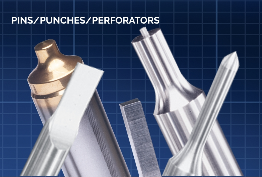Pins / Punches / Perforators